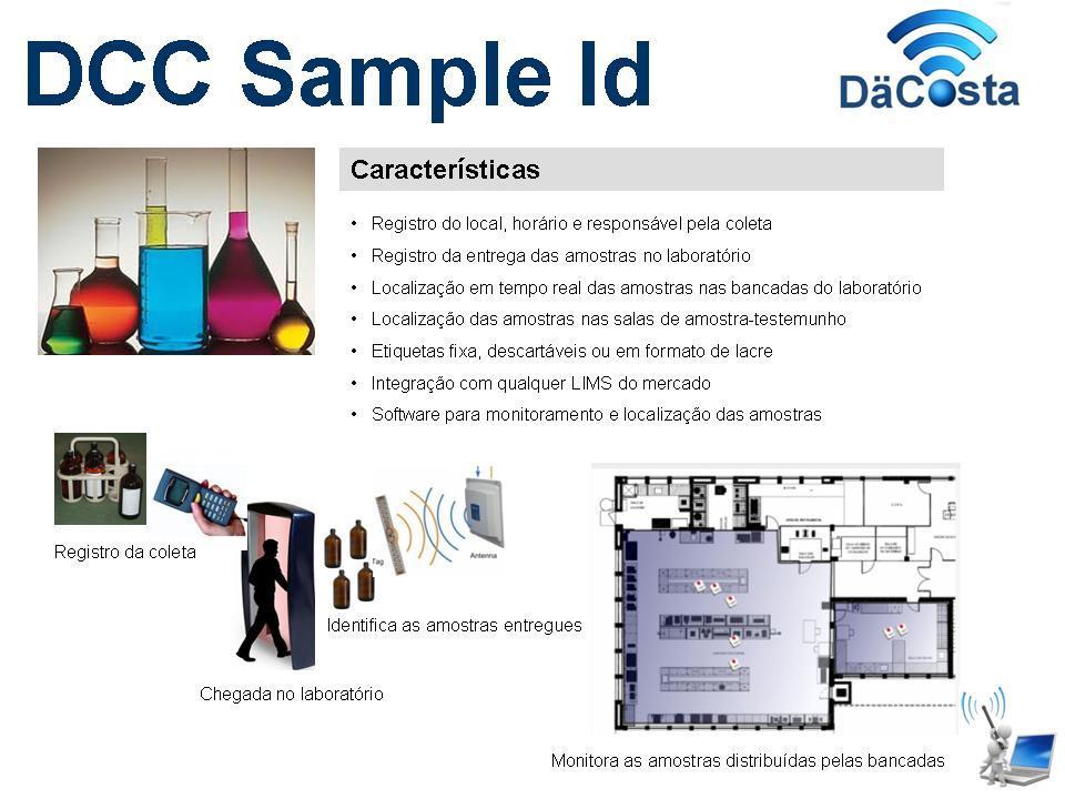 DäCosta & Chiara - Projetos e Soluções com RFID Av  Paulista