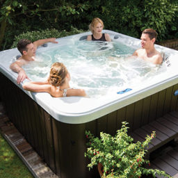 Heritage Hot Tub