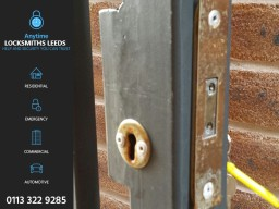 residential locksmiths Leeds
