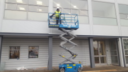 commercial business window door repairs