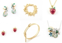 Contemporary Jewellery by Bill Skinner