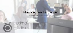 Optimal Solicitors - your legal help