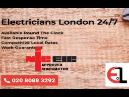 Electricians London 24/7