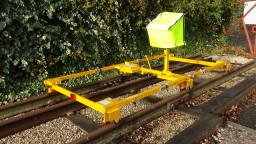 Track Geometry Trolley, Donfabs & Consillia