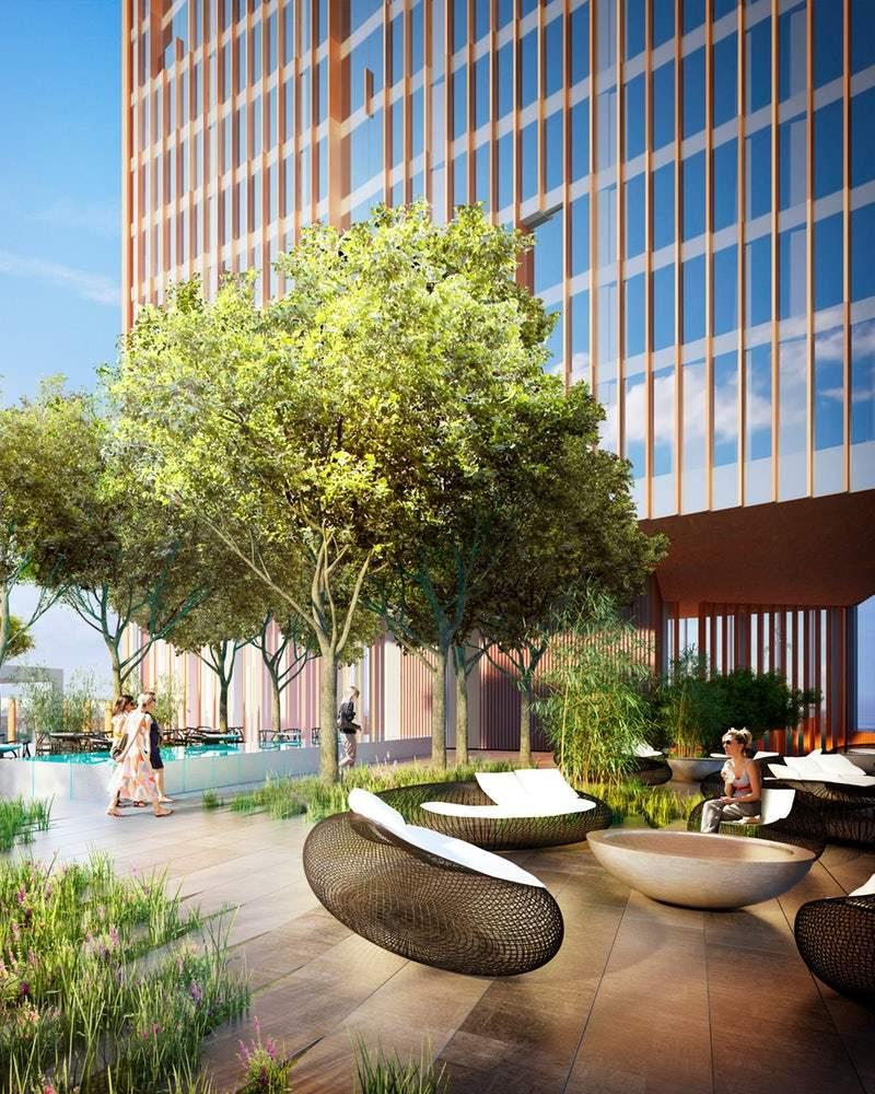 Loft Apartments Manhattan: Details For Manhattan Loft Gardens In 20-22 International