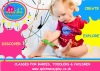 Splat Messy Play, Farnborough, Basingstoke and surrounding areas