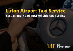 Luton Airport Taxis Services