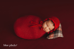 newborn photography by Blue Photo
