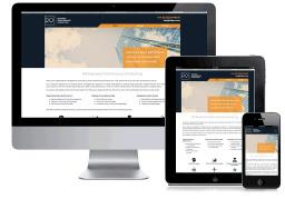 Mobile, Tablet and Desktop Friendly Web Design