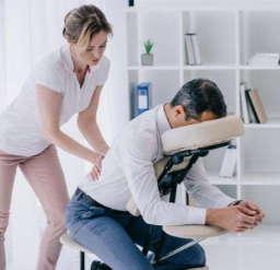 Workplace Chair Massage