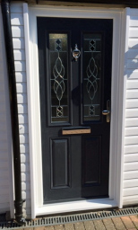 Visage composite door Admiral Windows Oxford