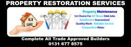 Property Maintenance, Property Restoration Servic