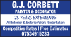 G.J. Corbett Decorators