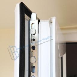 Door Mechanism Locking System Door closing Handle