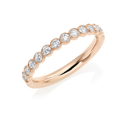 Diamond Eternity rings in Hatton Garden