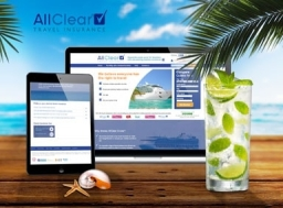 All Clear Travel Insurance Website