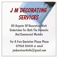 J M Decorating Services