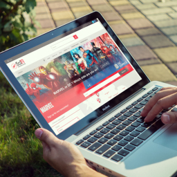 website designer Leighton Buzzard