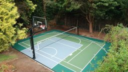 Residential Multi-Sport Court