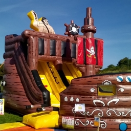 Awesome Pirate Ship slide