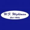 W F Wightman