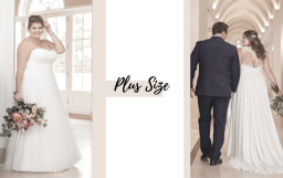 Plus Size Wedding Dresses at Brides of Chester