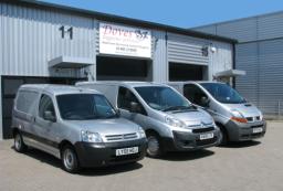 Clean Van's for a Clean Service!