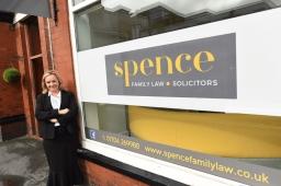 Adele Spence, Spence Family Law