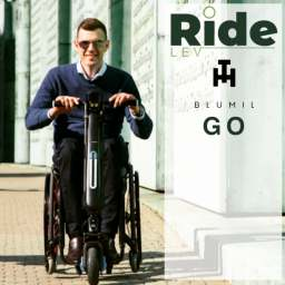 Blumil GO electric handbike