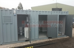 Welfare Units, Toilets, Kitchen Facilities, Drying Rooms
