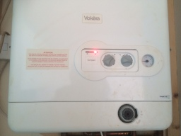 Vokera Red Light Fault