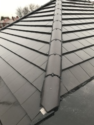 Re-roof completed