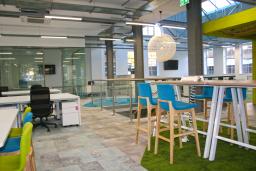Proici Design and Build for UNiDAYS Nottingham HQ