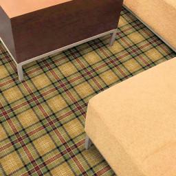 Hugh Mackay Tartan Shaker Carpet