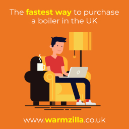 Fastest way to purchase a boiler in the UK