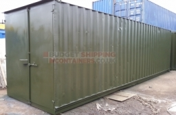 30ft Refurbished Shipping Container