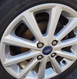 Welch's Car Valeting - Wheel