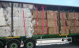 Mixed Load recycling service throughout the UK