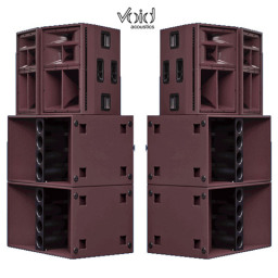 Void Speaker System Hire Nottingham