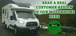 Our Ford Zefiro Motorhome