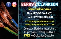 Berry and Clarkson Ltd