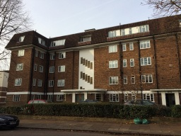 Structural alterations - ealing block of flats