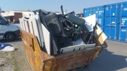 Trade waste disposal