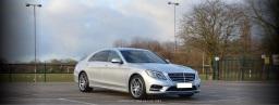Hire a Mercedes S Class Chauffeur Driven Car - GS