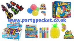 Party Pocket UK - Toy Shop - Cheap party bag toys