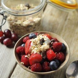 Summer Fruit Breakfast