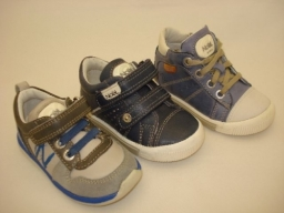Noel Kids from France.  These fab shoes with rubber toes are a great addition to children's wordrobes.