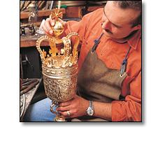 Silversmith and silversmithing