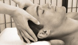 Indian Head Massage - Jet Lag