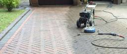 Jet Wash Cleaning Leicester Block Paving & Drives